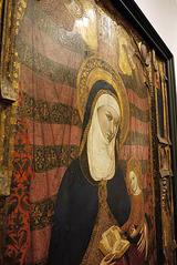 展示  聖母子像