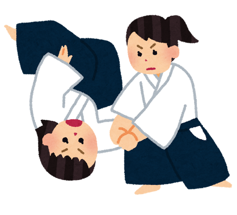 aikido_woman