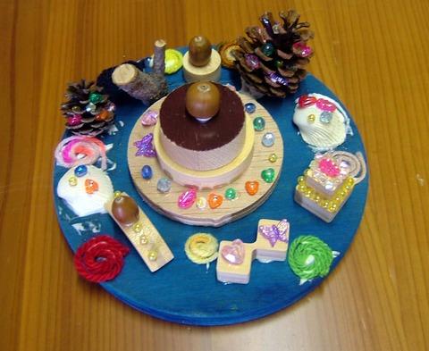 ケーキ ボート 005