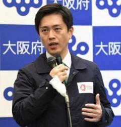 大阪知事「数日中に医療非常事態宣言」 重症病床が逼迫