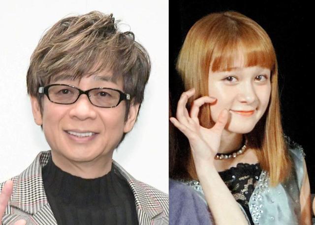 山寺宏一(59) &岡田ロビン翔子(28) が結婚を発表 31歳年の差婚