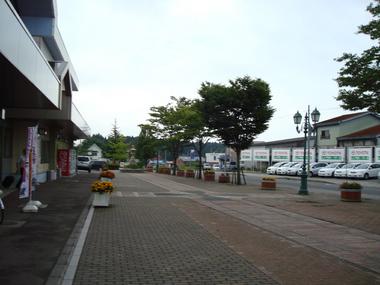 駅前の風景13