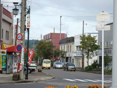 駅前の風景6