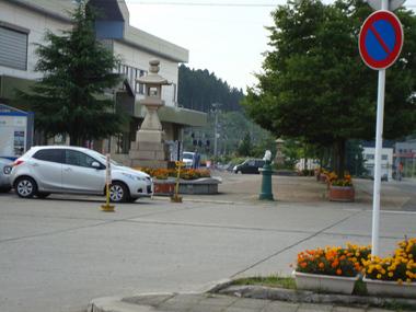 駅前の風景8