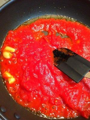 トマトソースレシピ(1)