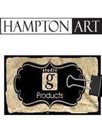 HamptonArt 輸入スタンプ