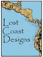 LostCoastDesigns 輸入スタンプ