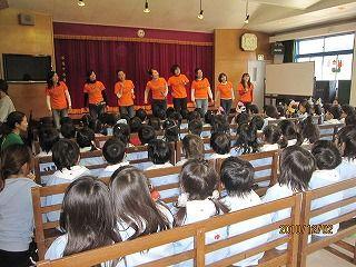 学校めぐり@名倉みふね幼稚園