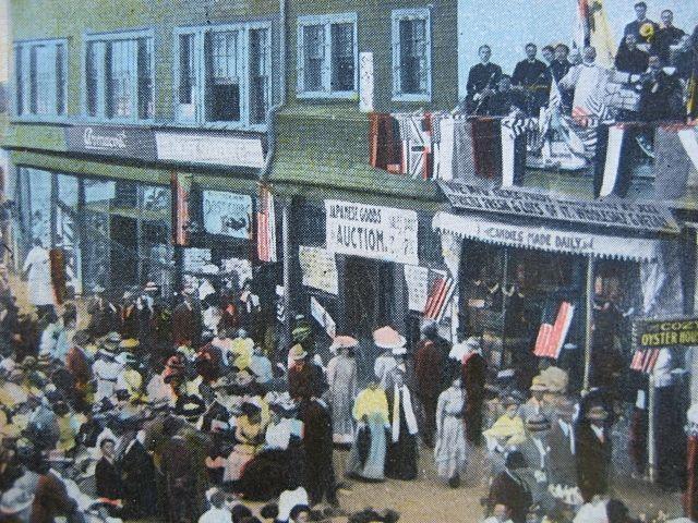 1915年前後 アメリカで日本製品を販売する店 : 近代輸出陶磁器に魅せられて