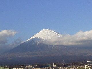 富士山8Feb2012