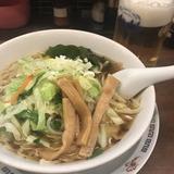 11/10 野菜ラーメン