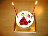 ぽー誕生日2