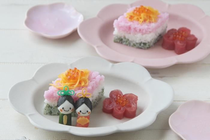 ご飯 ひな祭り