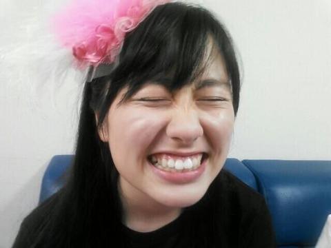 健康的な感じの佐々木彩夏さん