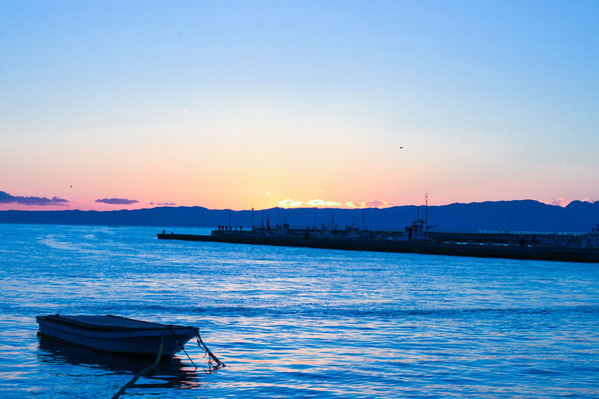 江ノ島のたび。*おへんじも