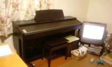 ピアノきましたっ♪