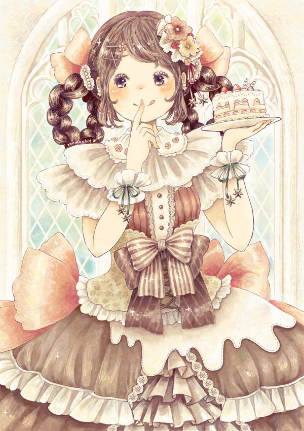 ケーキっこ*メイキング