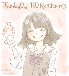 読者の皆さんへ*Thank you!
