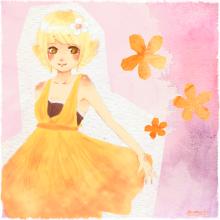 黄ぴくみんちゃん。