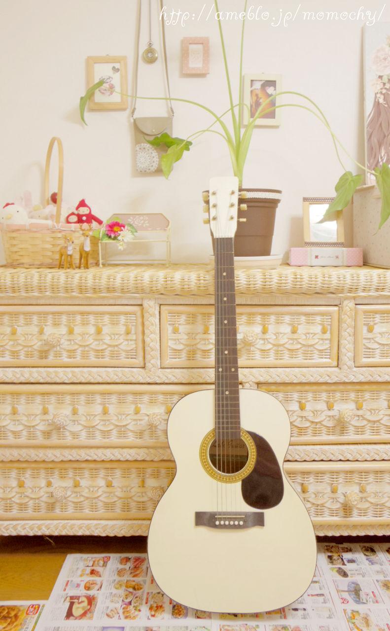 印刷のこつとギターさん