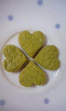 抹茶クッキー♪