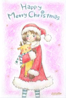 ももちぃのほほんマメ日記-クリスマス
