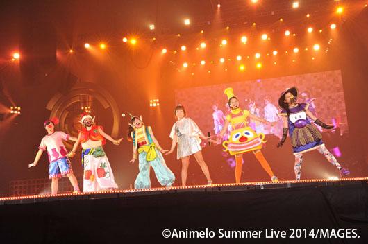 [BS]アニメロサマーライブ2014(2) ももクロ実況・感想