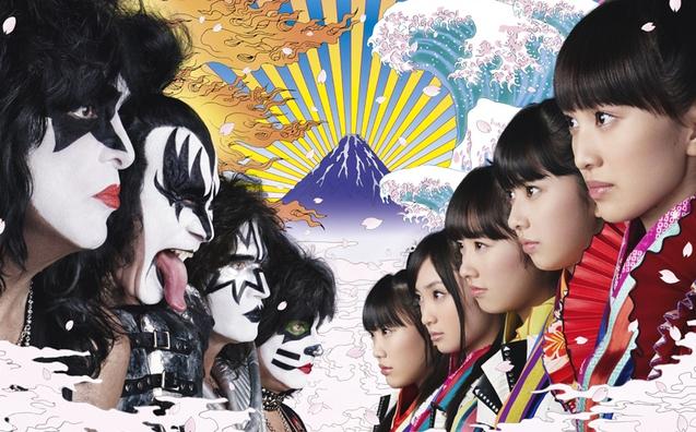 ももクロ × Kiss ビデオ対談番組UST