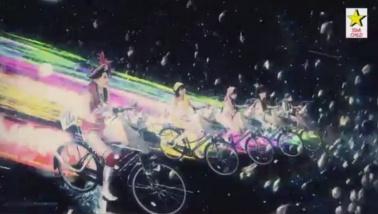 """【2/18】ももクロ話題まとめ「猛烈MV 宇宙は自転車で走れる?空想科学研究所""""それは危ない!""""」"""
