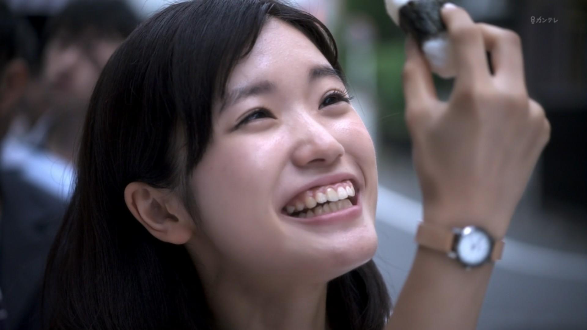 笑顔が可愛い!ドラマ出演時の、美山加恋。
