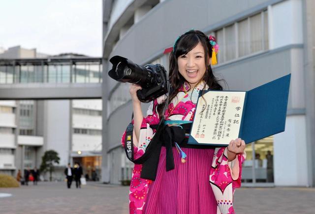 【ももクロ】有安杏果、ニコンD600ユーザーだった!ケチったお金はカメラに使ったでありやす!(・Θ・)【ももか】