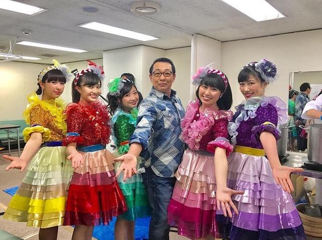 【ももクロ】有安杏果『今日、大学を卒業しましたっ!!ヽ(・Θ・)』3/25(土)NHK総合「今夜も生でさだまさしSP ももいろクローバーZ」出演まとめ