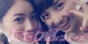 【ももクロ】SKE48松井珠理奈『帰りの飛行機がかなこちゃんと一緒だった♡運命☆赤い糸♫」しおりん「せ 戦争じゃ・・・・・・(# ^ω^ )」