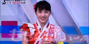 【ももクロ】かなこ『初めての地方ライブが岐阜なんです!( ´艸`)』6/7(火)GBS岐阜放送「Station!百田夏菜子 出演」まとめ