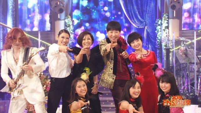 【ももクロ】『和田ももか&夏木れに登場!( ´ ▽ ` )人(・Θ・)』12/7(水)CX「FNS歌謡祭2016  第1夜 笑って許して ももいろクローバーZ」出演まとめ