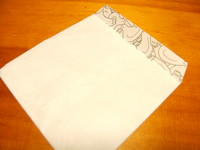 かわいい封筒