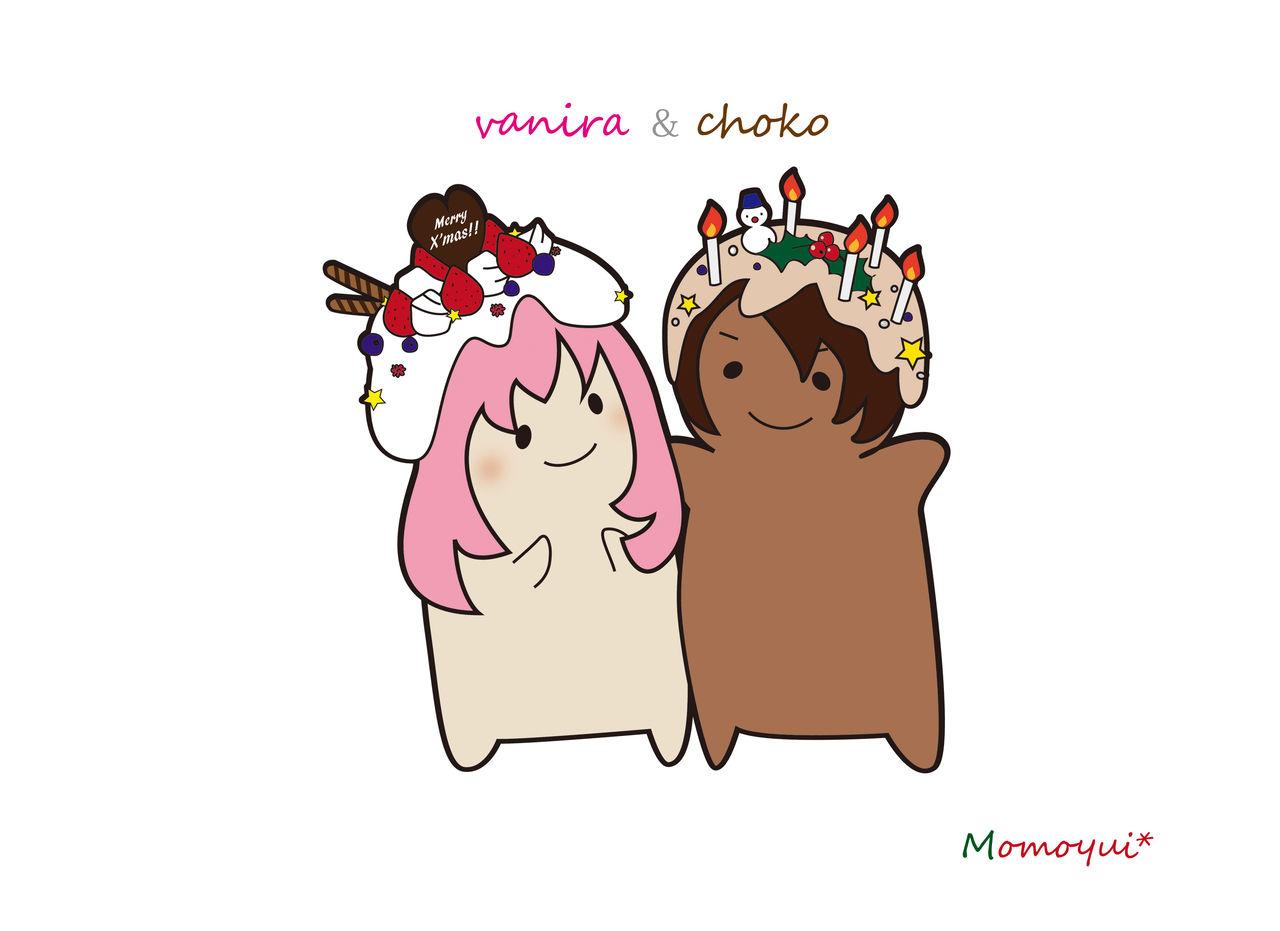 ももゆい! ももゆい! 2012年12月25日 【EXT】チョコとバニラ ★☆★ EXT&ブログ