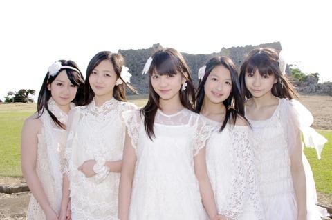 東京女子流、ももクロ抜き女性グループ最年少で初武道館公演