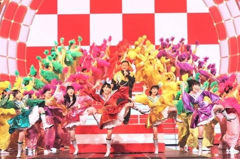東京タワー紅白LVはモノノフだらけ