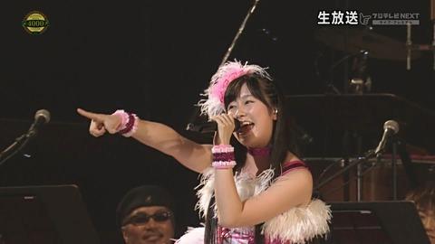 あーりんがさだまさしライブにサプライズ出演!「秋桜」を熱唱