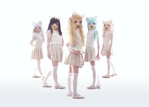 究極生命体JKバンド「もえうぃずアミッションZ」デビュー