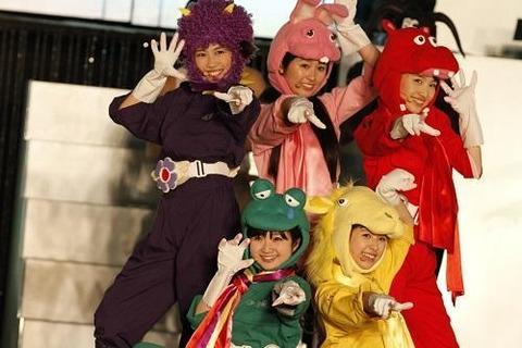 「ももクロ子供祭り2013 ~守れ!みんなの東武動物公園 戦え!ももいろアニマルZ~」を開催