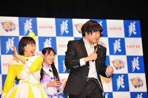 TBSラジオ「JUNK山里亮太の不毛な議論」にももたかぎ乱入!