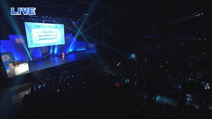 【ももクロ】「スカパー!アワード2012」でももクロの24時間番組が国内ドラマ・バラエティ賞を受賞