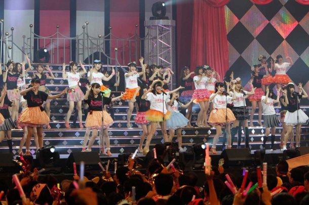 「ゆび祭り」のDVDが9/5に発売決定!予約開始!