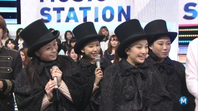 ももクロ MUSIC STATION SP