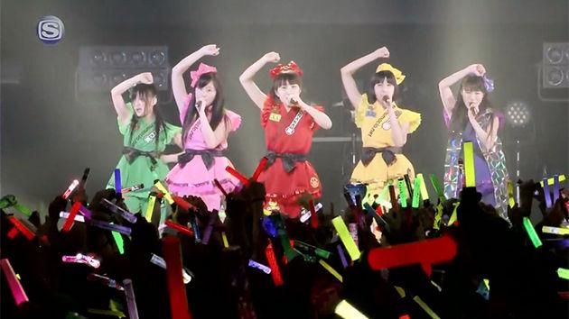 ももクロ 第5回CDショップ大賞2013 スペシャルLIVE