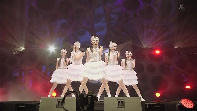 """ももクロ 名古屋ガイシホール 五次元ライブ JAPAN TOUR 2013""""5TH DIMENSION"""""""