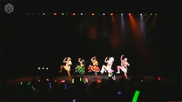 ももクロ 第6回したまちコメディ映画祭in台東 クロージングセレモニー