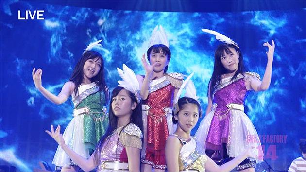 ももクロChan&エビしゃち出演 GIRLS' FACTORY 14(DAY2)